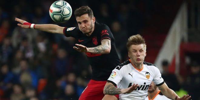 Valencia y Atlético de Madrid