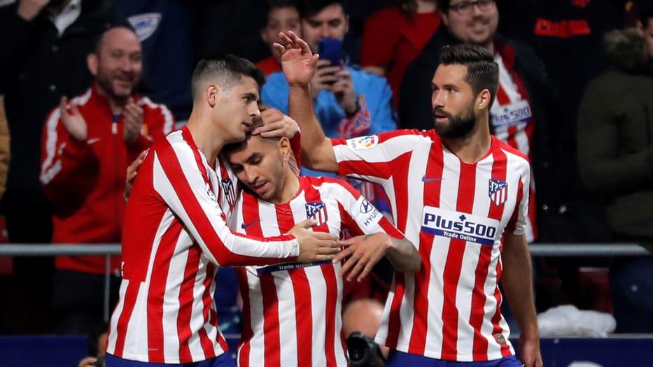 Atlético de Madrid venció al Villarreal