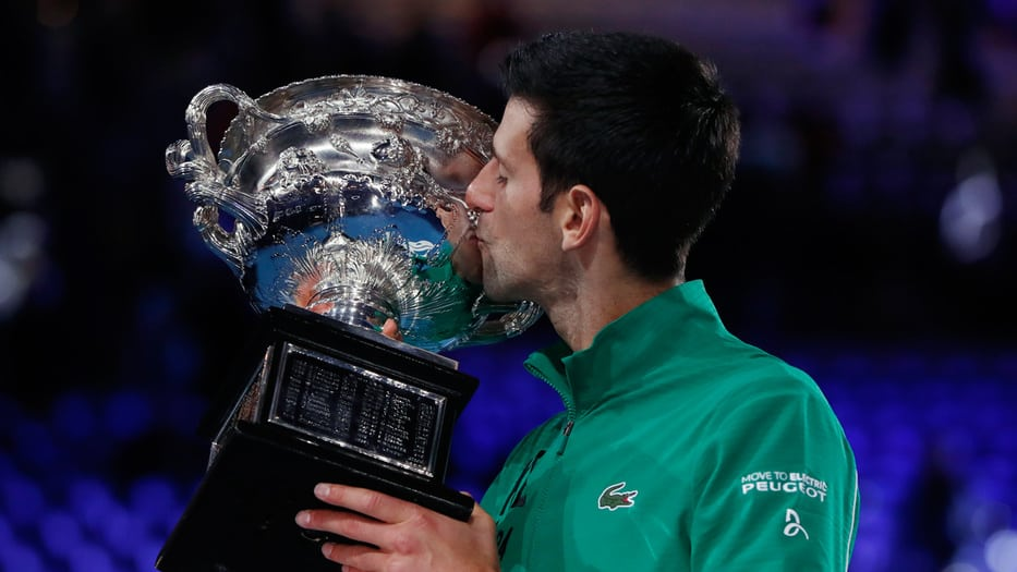 Novak Djokovic consigue su Grand Slam número 17