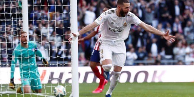 Real Madrid se llevó el derbi
