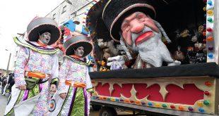 CE cuestiona un carnaval belga