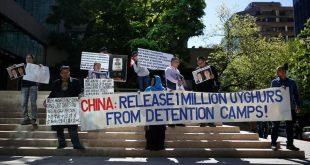 persecución de uigures