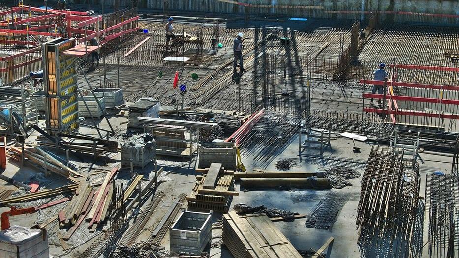 Construcción cerró 2019 en recesión