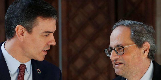 Mesa de diálogo por Cataluña comenzará el 26 de febrero