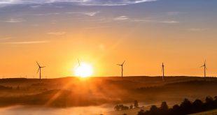 España aumentó potencia eólica