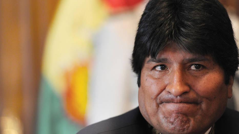 """Evo Morales asegura que recibió un nuevo """"golpe"""""""