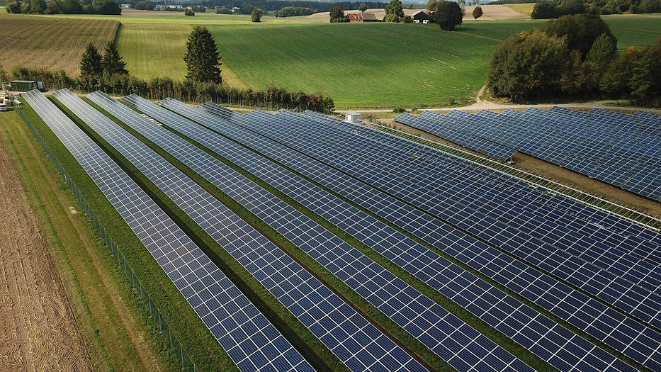 Plantas solares fotovoltaicas Energía mundial