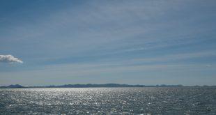 estrafización del Mar Menor