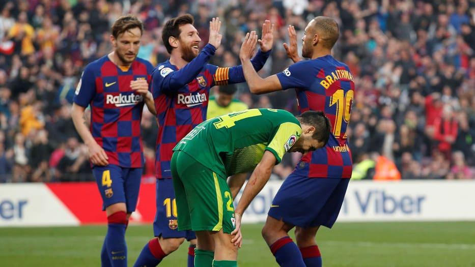 Barça Eibar