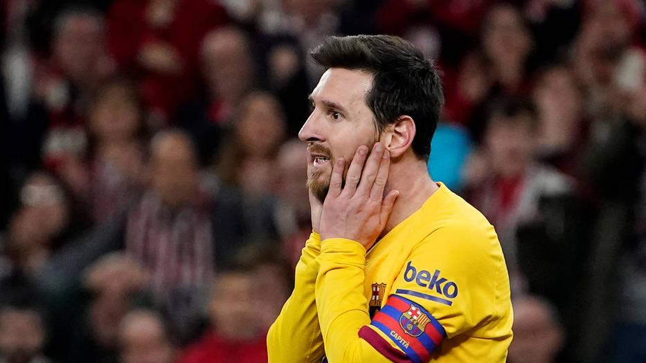 Athletic de Bilbao eliminó al Barcelona