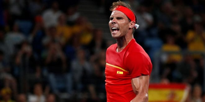 Trump quiere a Rafael Nadal