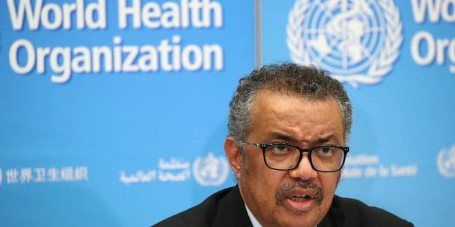 """OMS insta a prepararse a una """"eventual pandemia"""" por el coronavirus"""