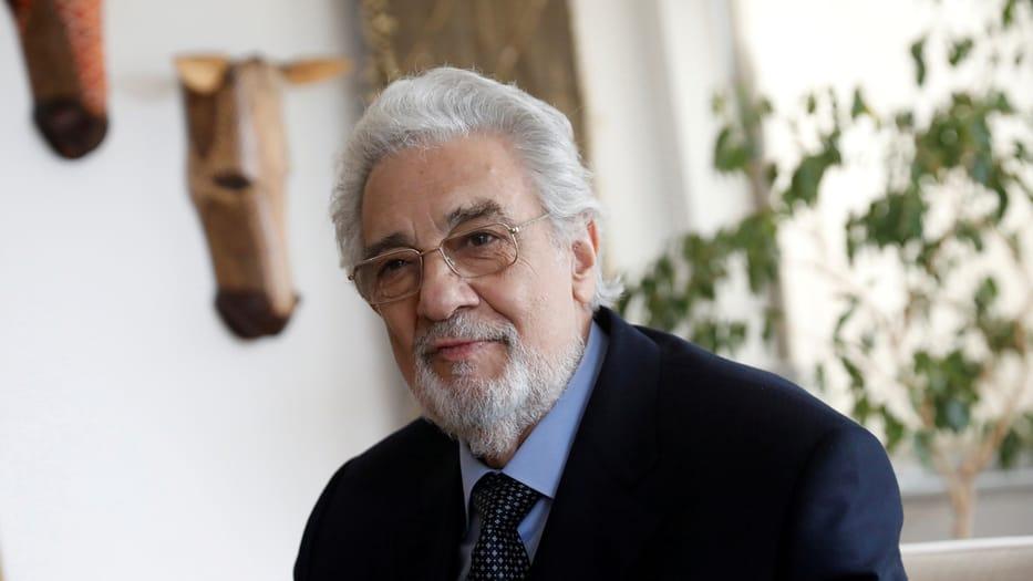 """Plácido Domingo pide """"perdón"""" por el dolor causado"""