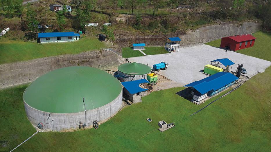 En Nepal desarrollan fuente de energía