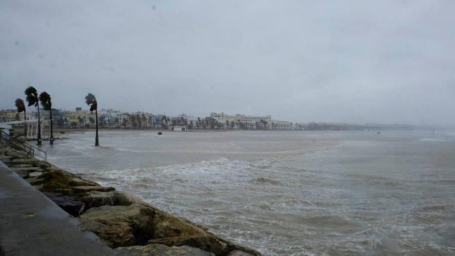 """Las tormentas como """"Gloria"""" se harán más comunes gracias al cambio climático (Foto Archivo)"""