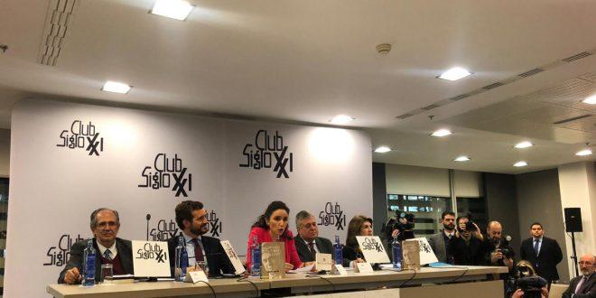 """Casado crítica """"vínculos"""" de Podemos con la dictadura venezolana"""