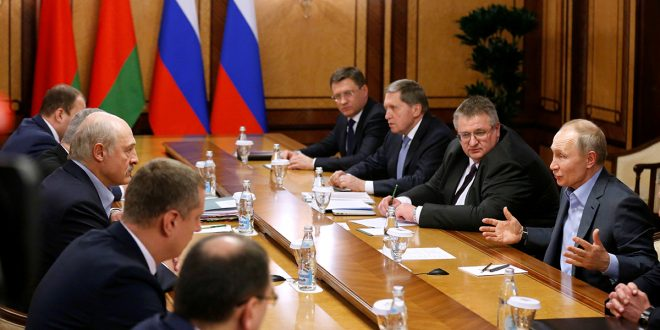 El Kremlin habla de influencia del coronavirus en la economía mundial