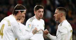 Real Madrid remontó