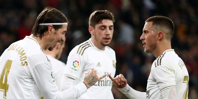 Real Madrid remontó