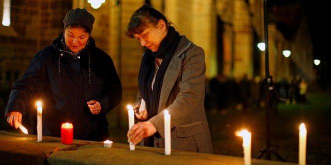 Alemania redobla seguridad por arrollamiento de 30 personas