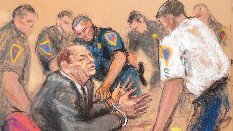 juicio harvey weinstein