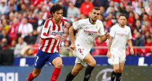 Atlético y Sevilla
