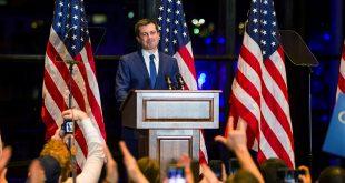 Buttigieg, el segundo candidato moderado con mejores resultados, dijo adiós a la contienda