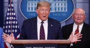 Trump solicito fabricar ventiladores