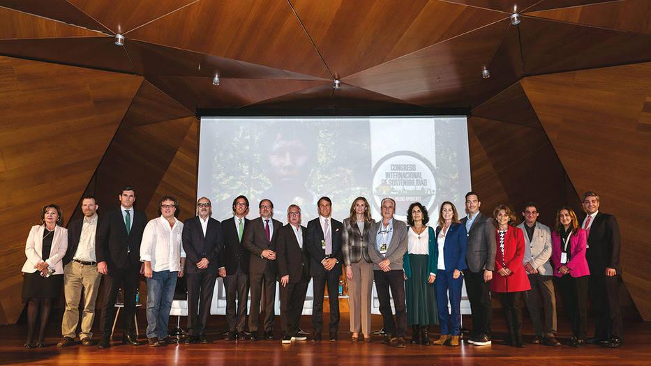 I Congreso de Sostenibilidad del Medio Ambiente (CISM), celebrado el 31 de octubre de 2019 en Madrid.