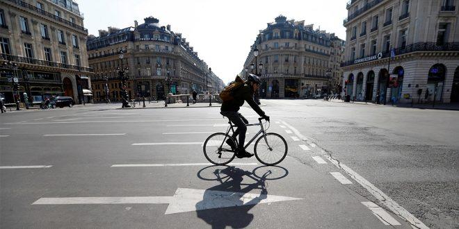 Caen niveles de contaminación en Madrid, París y Roma en al menos 30%