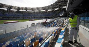 La liga italiana de fútbol y otros eventos deportivos, reuniones y conciertos han sido prohibidos