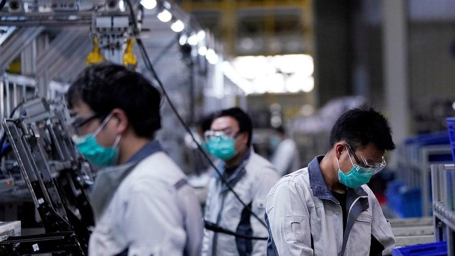 Coronavirus economía china