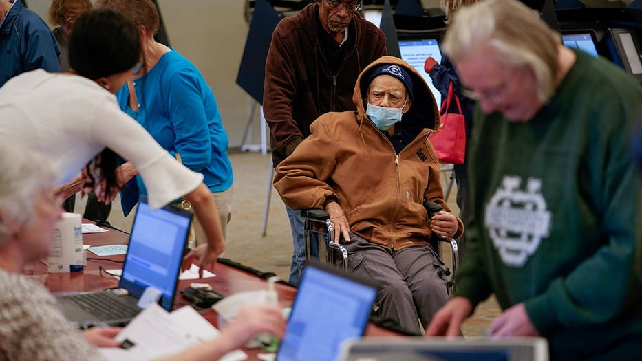 Coronavirus electoral Estados Unidos