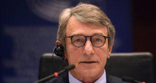 Presidente del Parlamento Europeo, David Sassoli