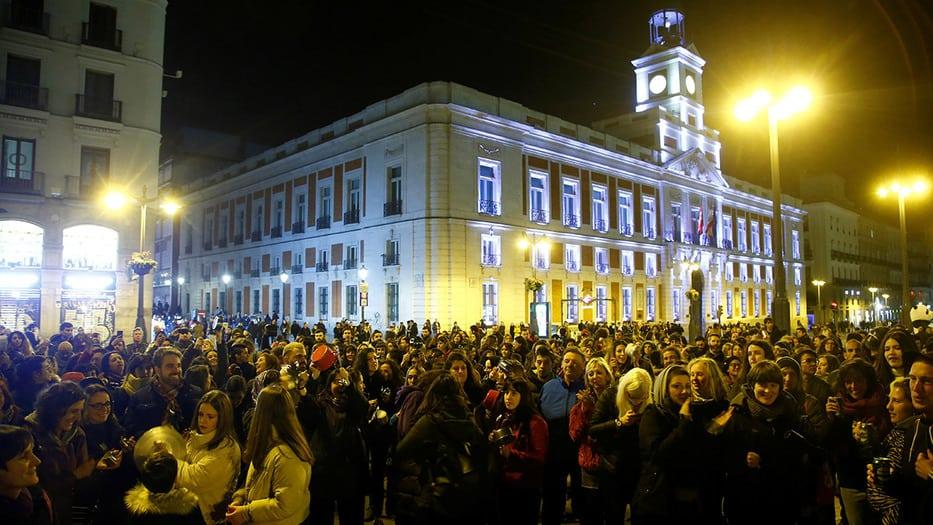 8M en España