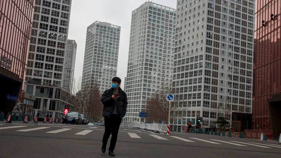 Dióxido de nitrógeno en China