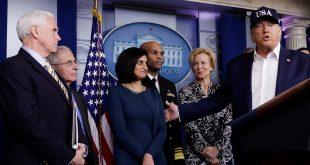Según especialistas, el presidente Donald Trump ha mostrado debilidades a la hora de comunicacionalmente abordar el tema del coronavirus