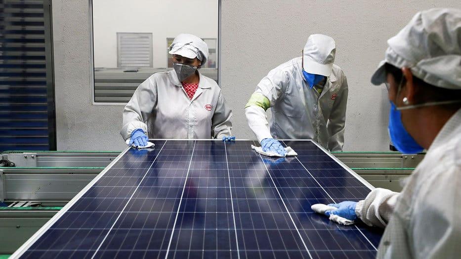 Energías limpias pandemia