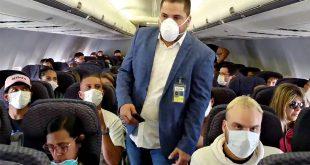 El proceso de evacuar a turistas en el mundo ha sido un operativo de grandes dimensiones/Foto referencial. Evacuación de venezolanos desde Panamá