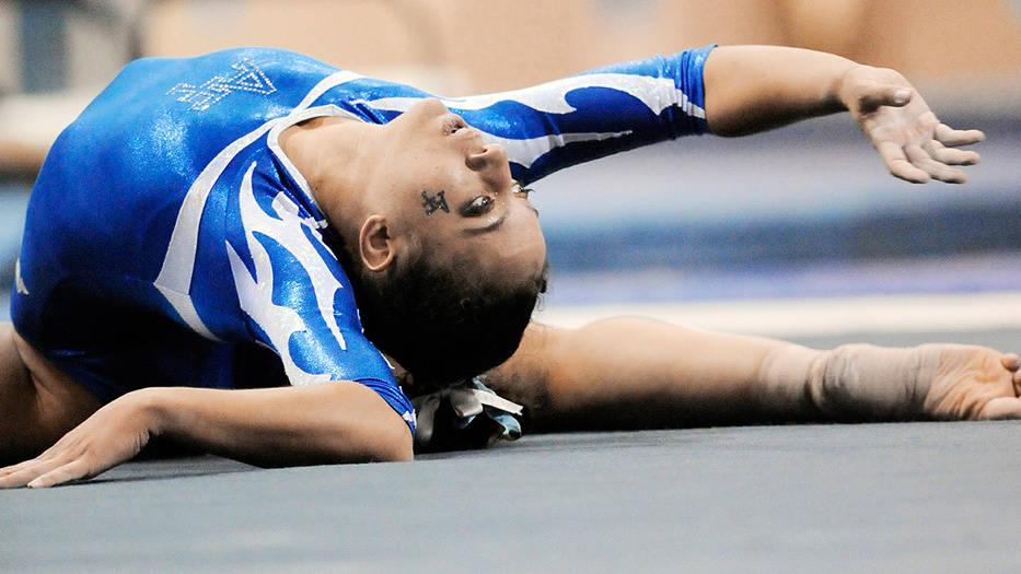 Mundial de gimnasia artística