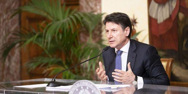 Italia repartirá bonos alimentarios a los más necesitados