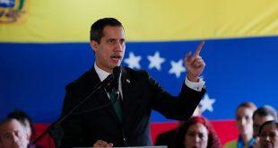 Guaidó apoya acusaciones
