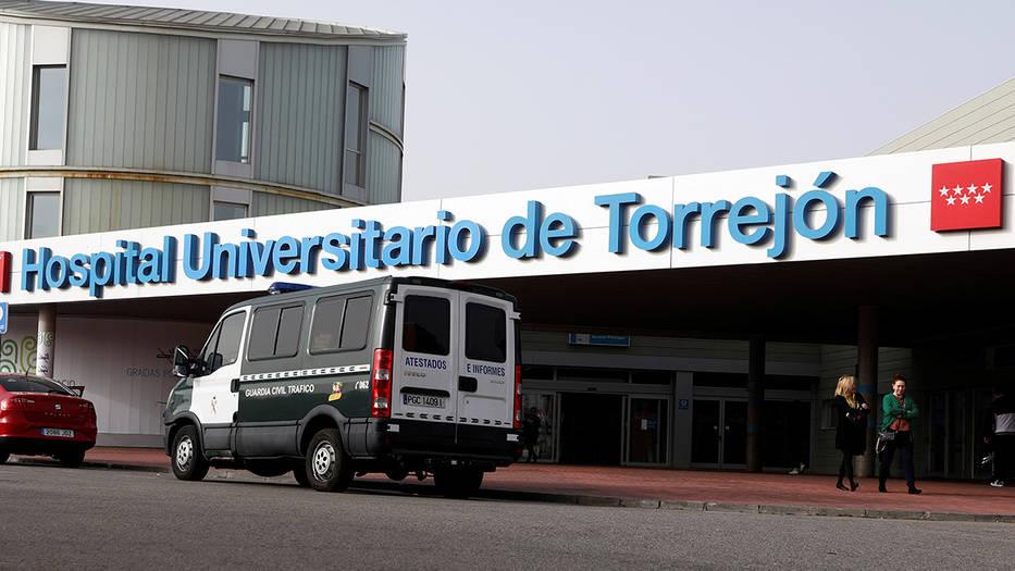 Personal sanitario de Madrid