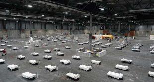 La Comunidad de Madrid habilita el pabellón 7 de IFEMA como hospital temporal