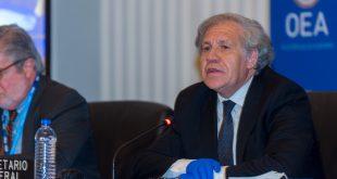 Luis Almagro estará al frente de la OEA hasta mayo de 2025/Flick OEA