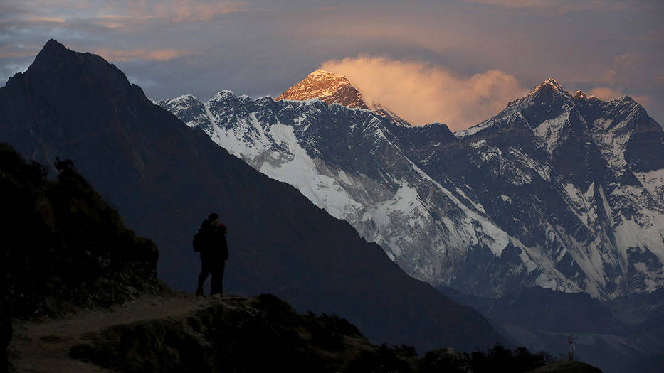 Everest coronavirus