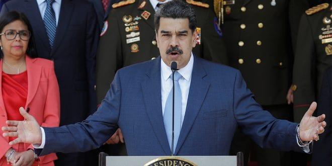 Los Estados Unidos han venido sancionando al régimen de Nicolás Maduro