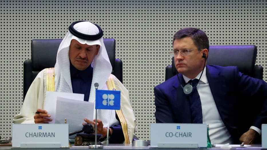 OPEP recorte Covid-19