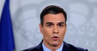 Pedro Sánchez anunció los detalles del decreto de estado de alarma