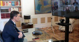 """Pedro Sánchez declara estado de alarma: """"La victoria depende de cada uno de nosotros"""""""